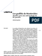Los Graffitis de Monte Video (Biblio)
