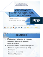 CONCEPTOS BASICOS GESTION POR RESULTADOS PM4R