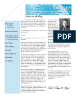 June-July 2008 Tidings Newsletter, Temple Ohabei Shalom