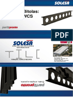 Catalog of Castellated beam - SOLESA