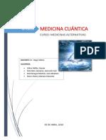 Medicina Cuántica 2