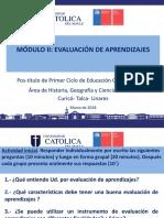Modulo II Evaluación de Aprendizajes (3)