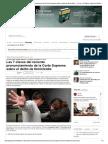Feminicidio 7 Claves El Ángulo Legal de La Noticia 2017oct24