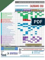 CalendarioAcademia Confiabilidad 2018 _Rev 2