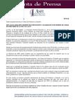 ASFI Lleva Adelante Reunión Casas de Préstamo de La Paz y El Alto