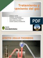Tratamiento Gas