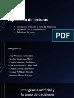 Expo Lecturas