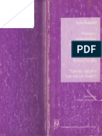 Feminismo y Posmodernismo Seyla Benhabid