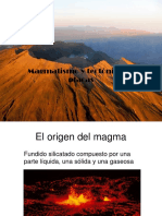 Genesis de Los Magmas