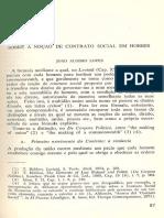 Discurso 10 - Sobre a noção de contrato social.pdf
