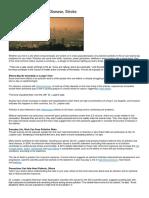 Noticia de Contaminacion Del Aire
