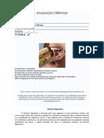 avaliação de ciências do 4 ano.docx