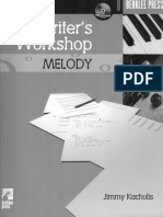 Songwriter'SWorkshopMelody