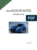 Modelos de Autos