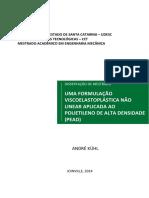 Andre Kuhl Definição de Polímeros