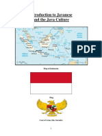 0 Introduction to Javanese and the Java Culture