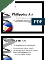 Philippine Art (ms powerpoint)