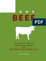 Pure Beef an Essential Guide to Artisan Meat With