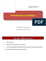 Chap3 Introduction to Options (Derivatives)