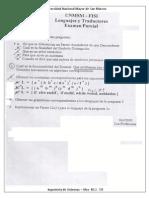 Examen Parcial Lenguajes y Traductores 2003