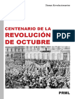 Temas Revolucionarios PRML - 100° Aniversario de la Revolución Rusa