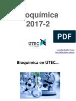 1- Introducción a la bioquímica