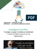 DIAPOSITIVAS-INVESTIG. CIENTIFICA