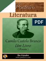 BRANCO, Camilo Castelo - Um Livro