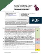 1IE-143 (B) Generalidades Del Curso de Ciencias de Los Materiales I