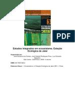 Atividade de Nitrato Redutase e Conteúdo de Nitrogênio Em Folhas de Espécies Arbóreas de Cerradão.