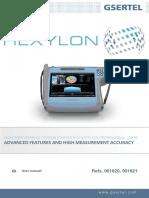 Hexylon User Manual V0.1