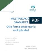 Multiplicacion dramatica 1