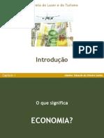 1. Introdução de economia de lazer e turismo