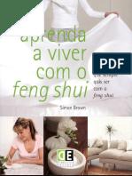 Aprenda a Viver Com o Feng Shui