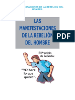 La Altivez Conduce a La Rebelion Cuadernillo