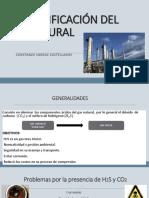 Clase 11. Endulzamiento Del Gas Natural
