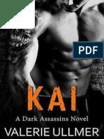 01 Kai Serie Asesinos Oscuros Valerie Ullmer