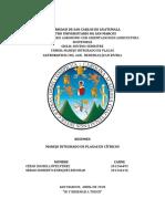 Resumen MIP en Citricos
