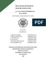 Laporan Format Data Rinex