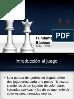 Fundamentos basicos ajedrez