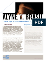 Resumo Caso Alyne Pimentel - OnG Reproductive Rights