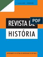 Revista de História Artigo Reis Do Congo No Brasil Pag 79 a 98