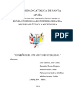 PROYECTO MOTOR STIRLING
