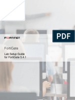 FortiGate Lab Setup Guide(1)