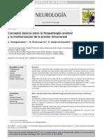 conceptos basicos cobre la fisiopatologia cerebral y la monitorizaciòn de la presión intracraneal.pdf
