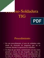 Curso Tig (Bsc)