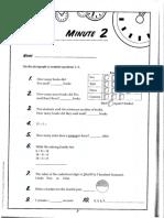 Math Minutes 1-50 (Dragged) #2