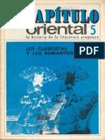 Capítulo Oriental #5 - Los Clasicistas y Los Románticos
