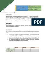 PROCEDIMIENTO DE GESTION  DE RECURSOS HUMANOS.docx