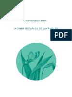 la obra botanica de Cavanilles.pdf